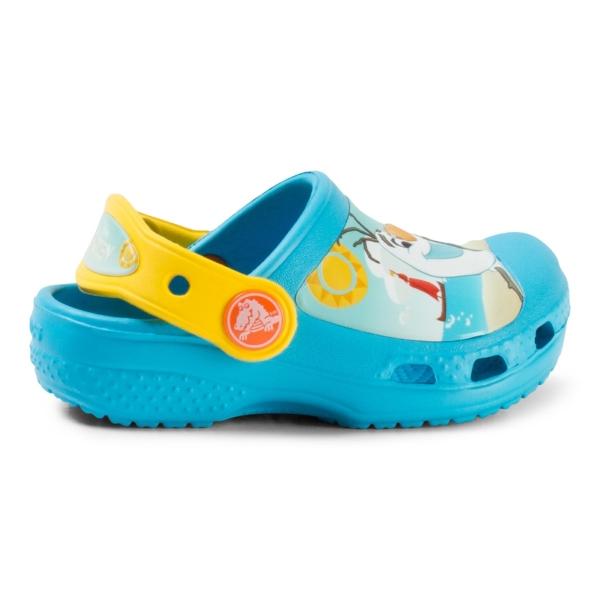 Crocs Classic Olaf Electric Blue 201503