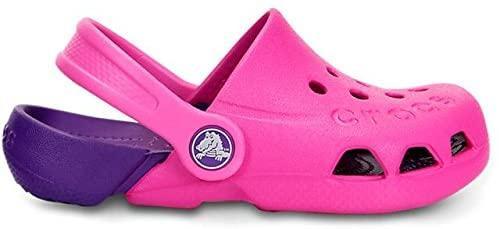 Crocs Kids Electro Magenta / Purple